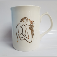 Aspects of Love Bone china mug
